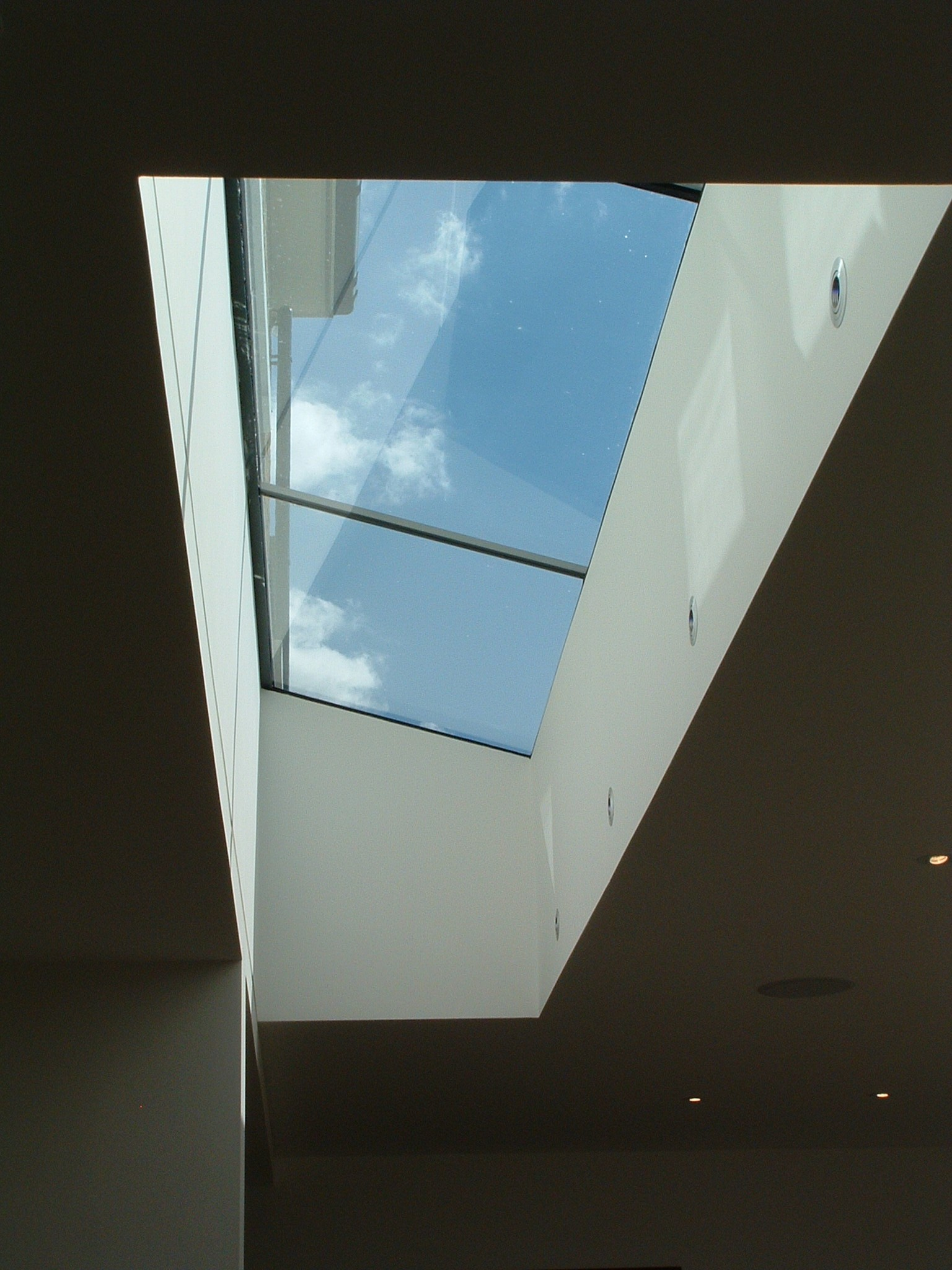 creativemass - roof light, extension, light, London