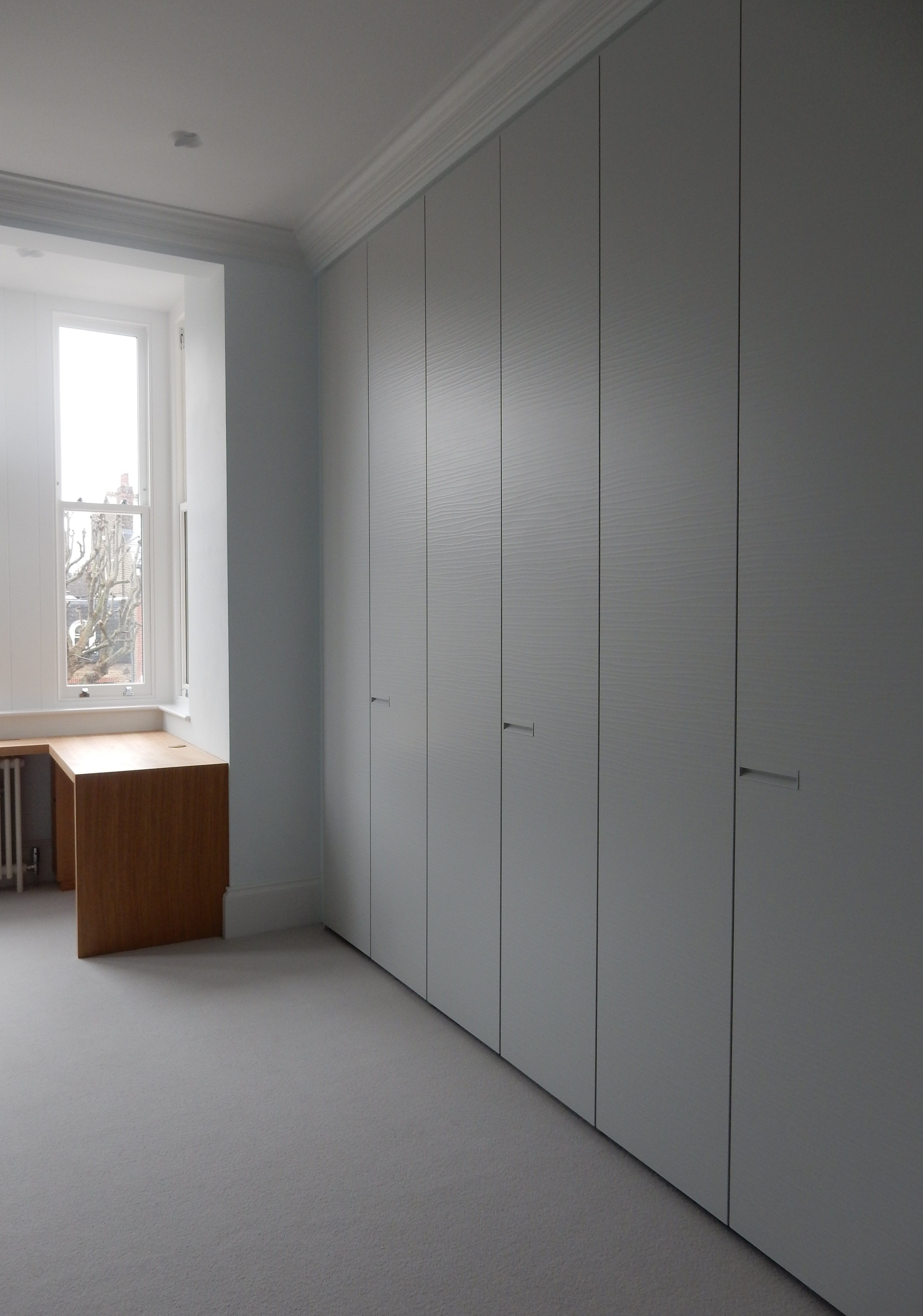 creativemass - wardrobes, poliform, bedroom, London