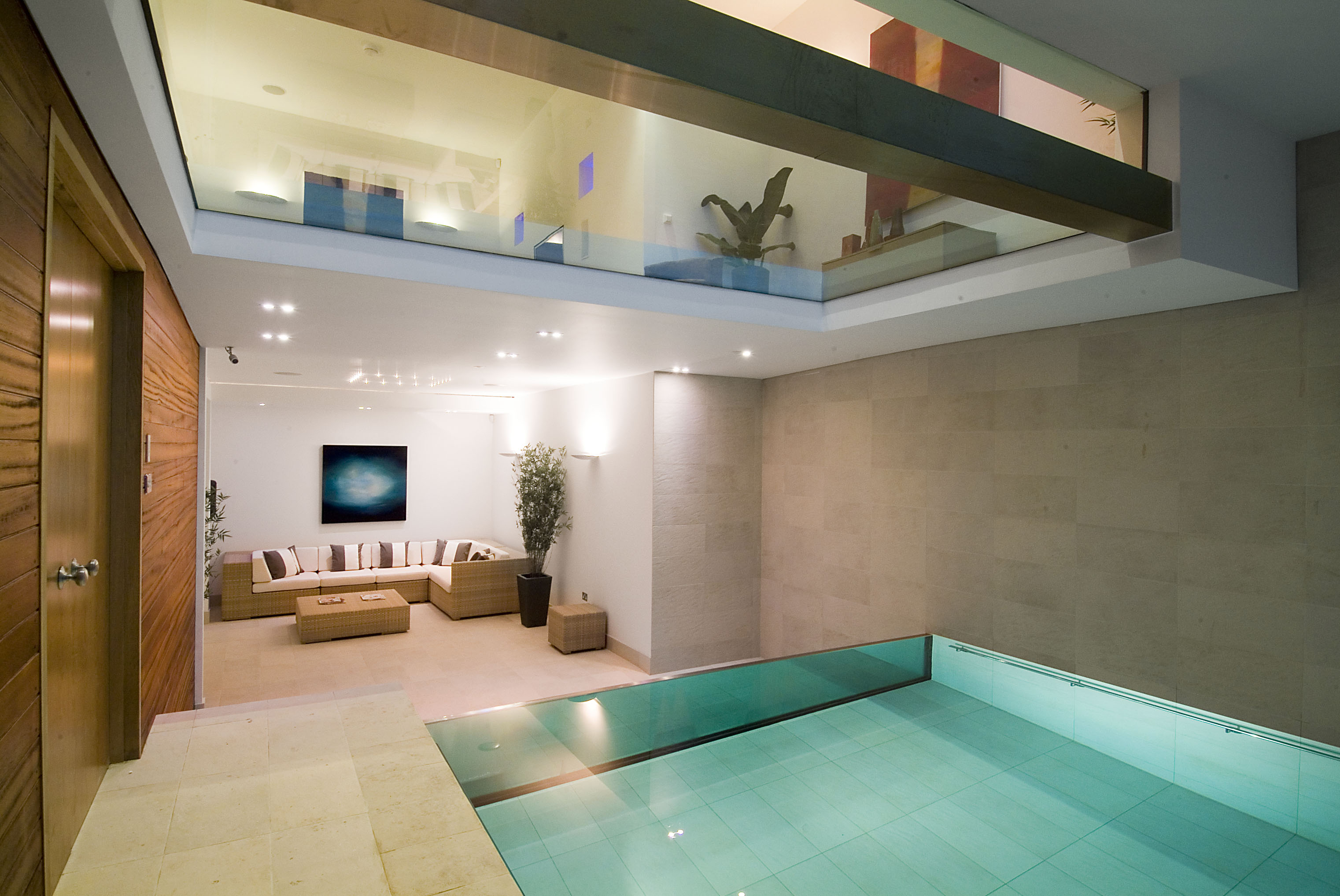 creativemass - basement, swimming pool, London