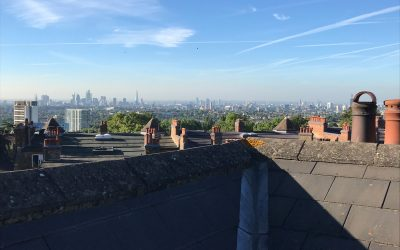 Commission for Roof Conversion in Highgate