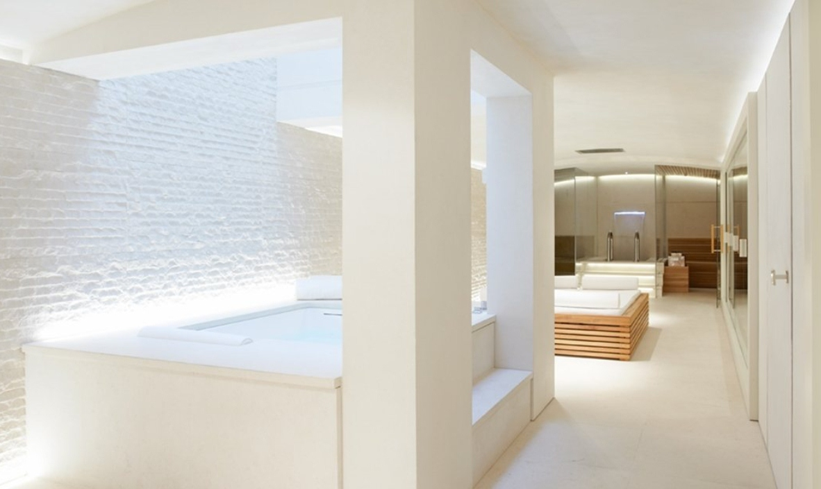 creativemass in collaboration with Lawson Robb - basement extension and internal remodelling, light, spa, London