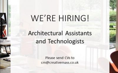 Creativemass are hiring!